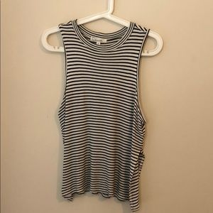 Cute and comfy striped top